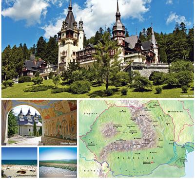 Rumänien Reisen für jede Jahrzeit