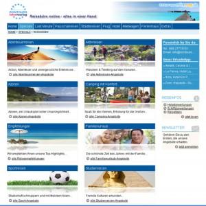 Online buchen Weltweit Reisen - Romtours Intertouring