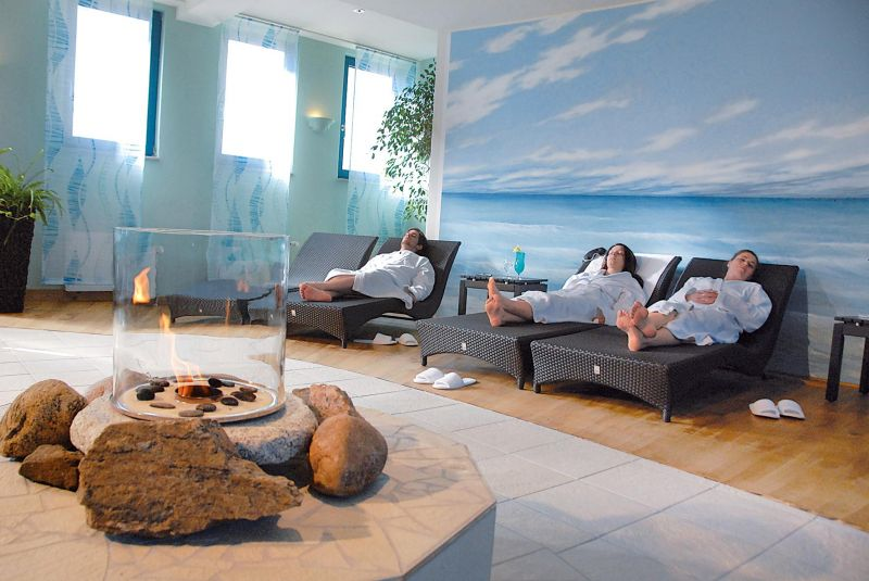Wellness – Aquamaris Strandresidenz Rügen