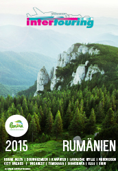 Rumänien Reisen Katalog 2015